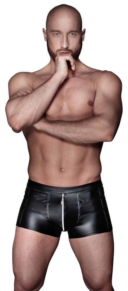 Pánské boxerky se zipem (velikost M)