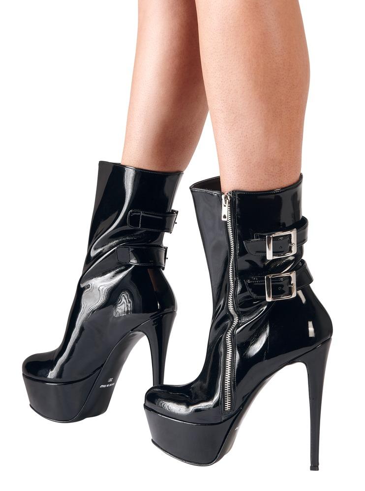 Kotníkové boty (velikost 37)