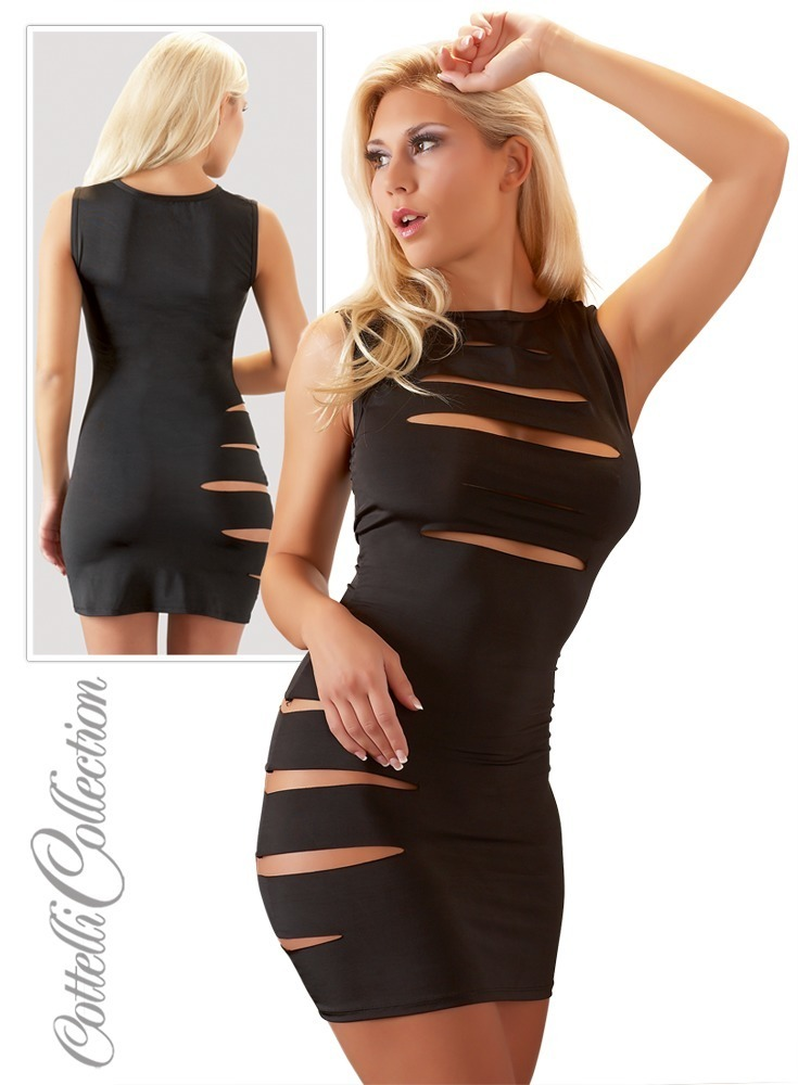 Mini šaty (velikost S)