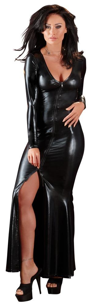 Dlouhé šaty (velikost S)