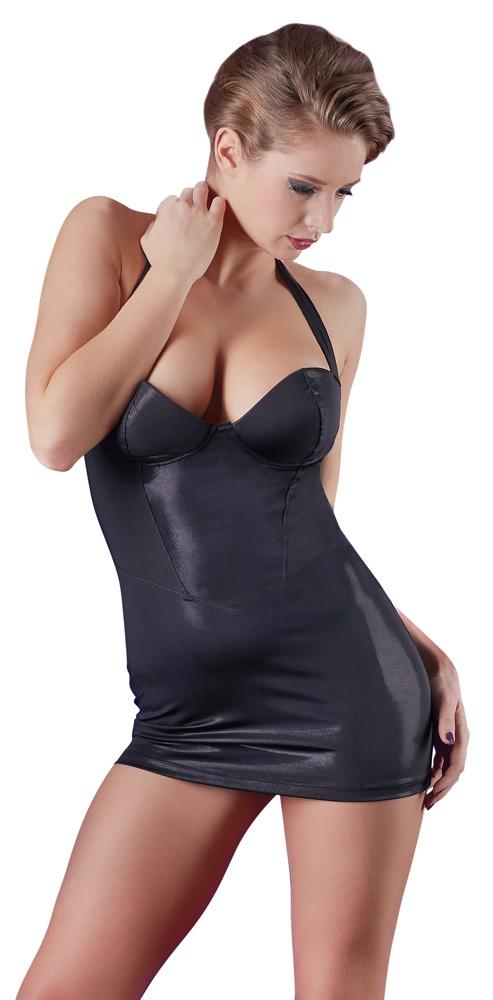 Mini šaty s podprsenkou (velikost S)