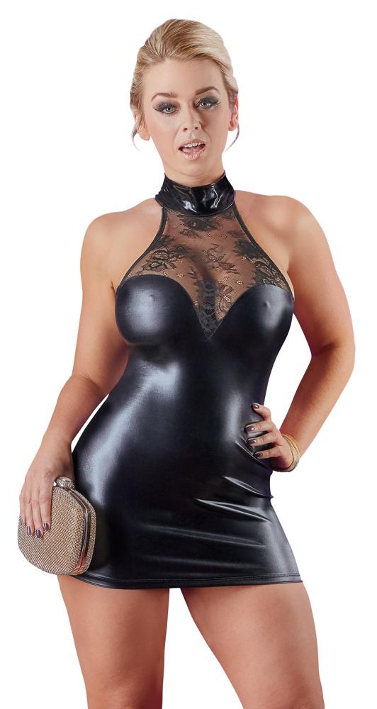 Šaty s krajkou (velikost S)