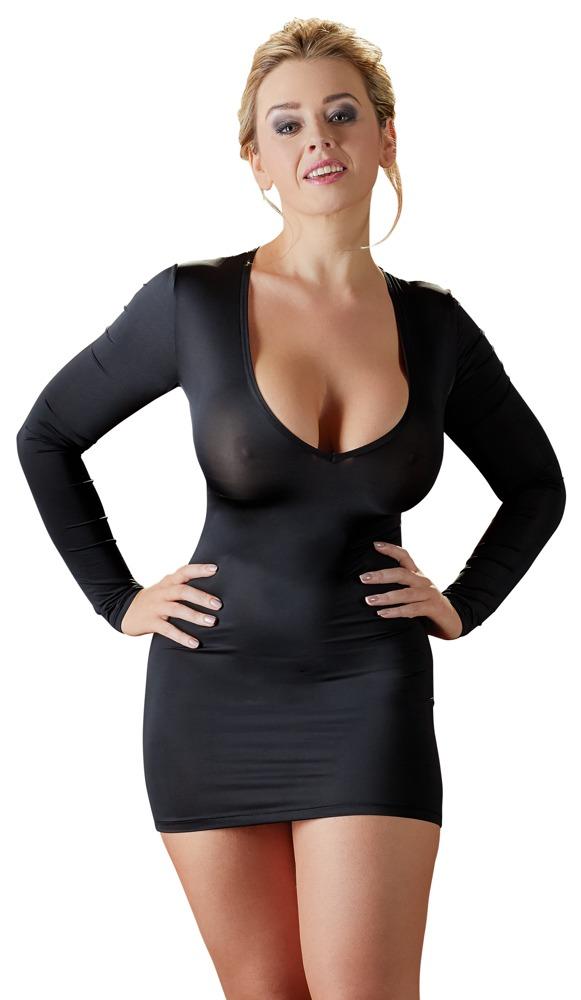Šaty s vyšíváním (velikost S)