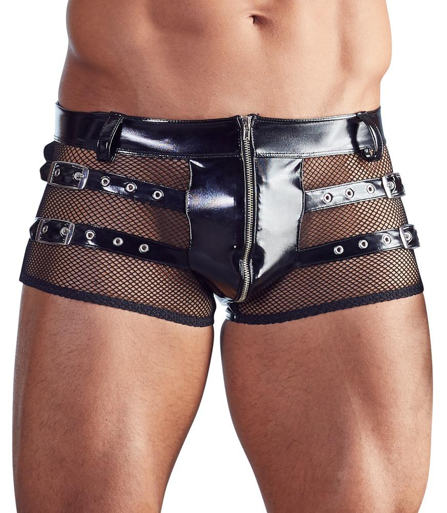 Pánské vinylové boxerky (velikost XL)