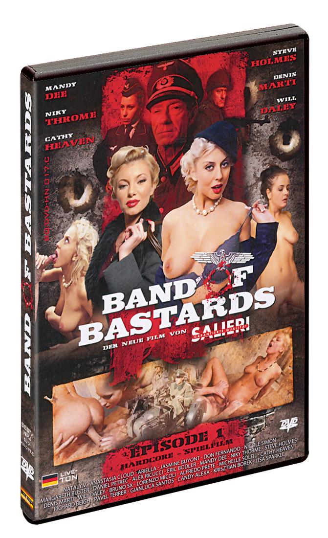 DVD - Bands of Bastards