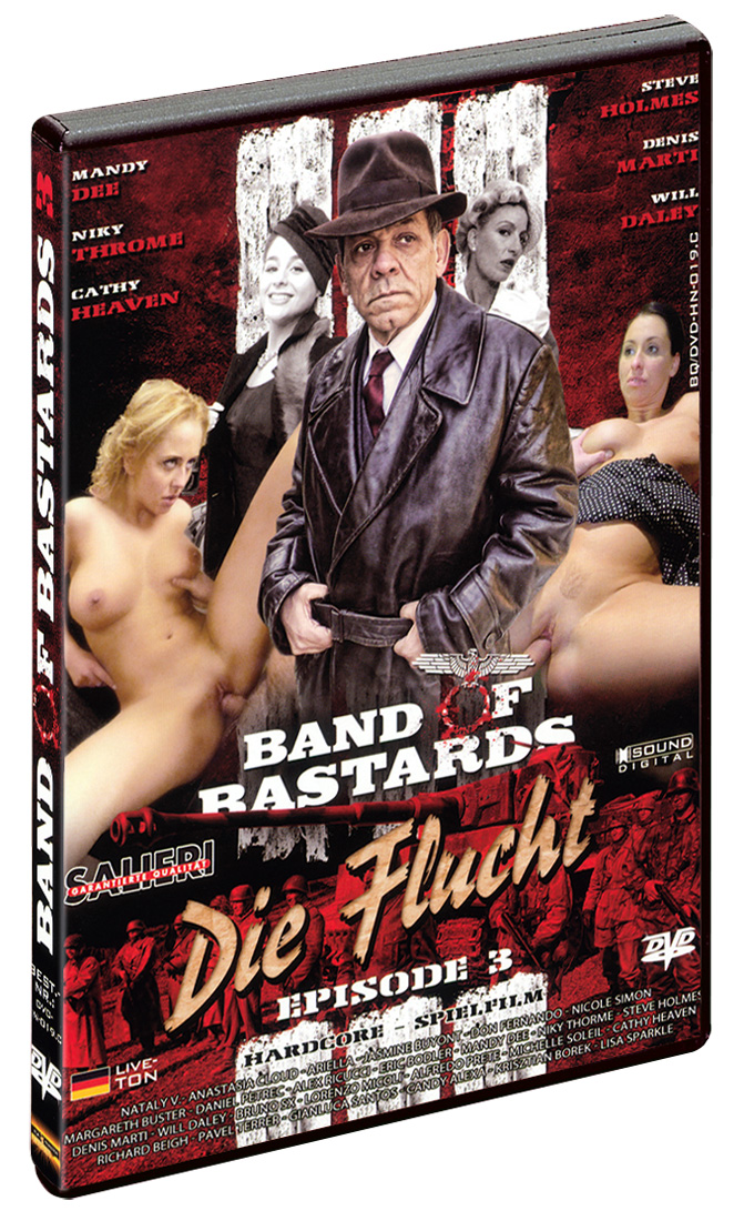 DVD - Banda bastardů 3 - Útěk