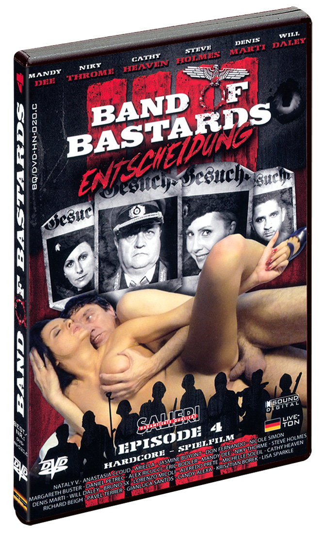 DVD - Banda bastardů