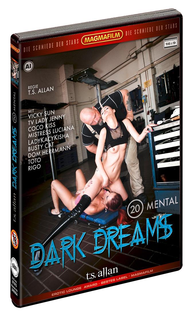 DVD - Temné sny