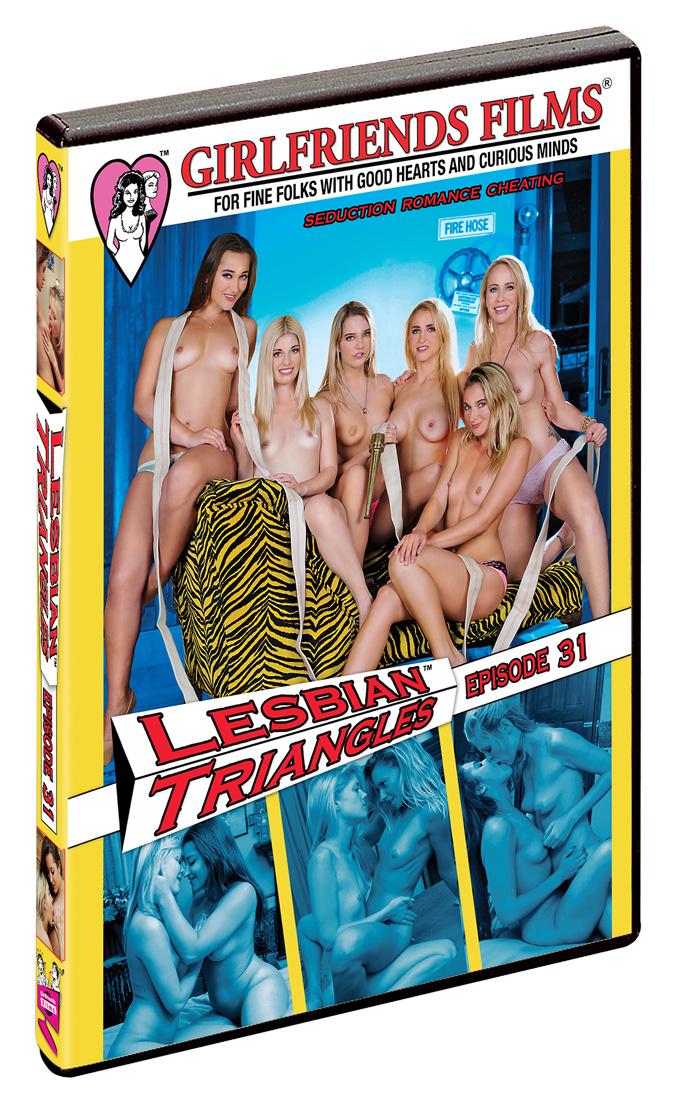 DVD - Lesbické trojúhelníky