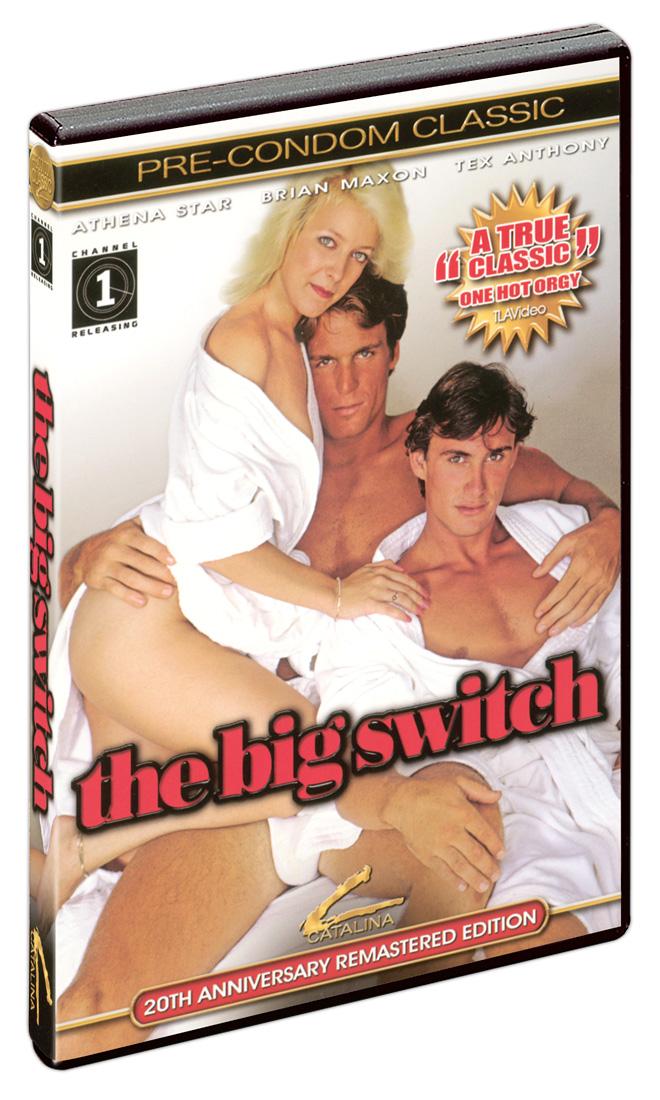 DVD - Velká záměna