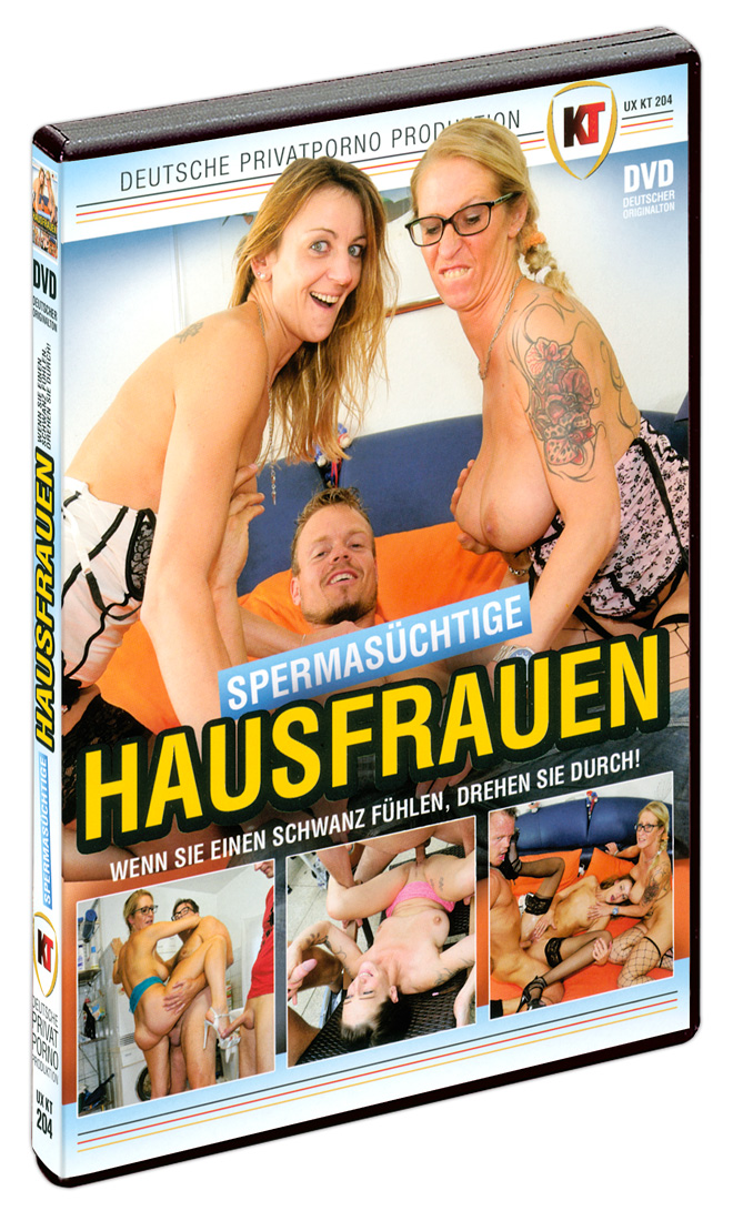 DVD - Spermachtivé domácí hospodyňku