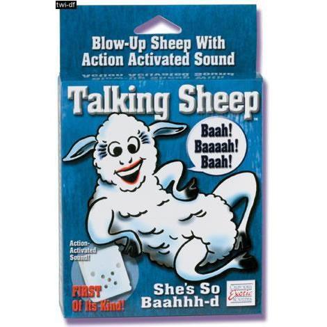 Mluvící ovečka