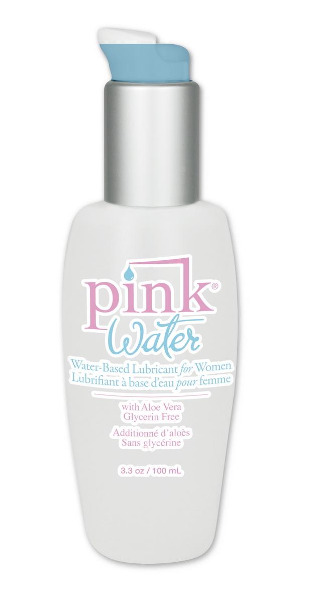 Pink - Lubrikant na vodní bázi (100 ml)