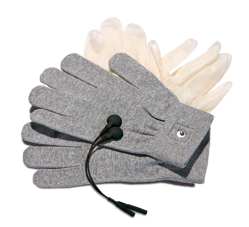 Mystim Magic Gloves - rukavice pro elektrosex