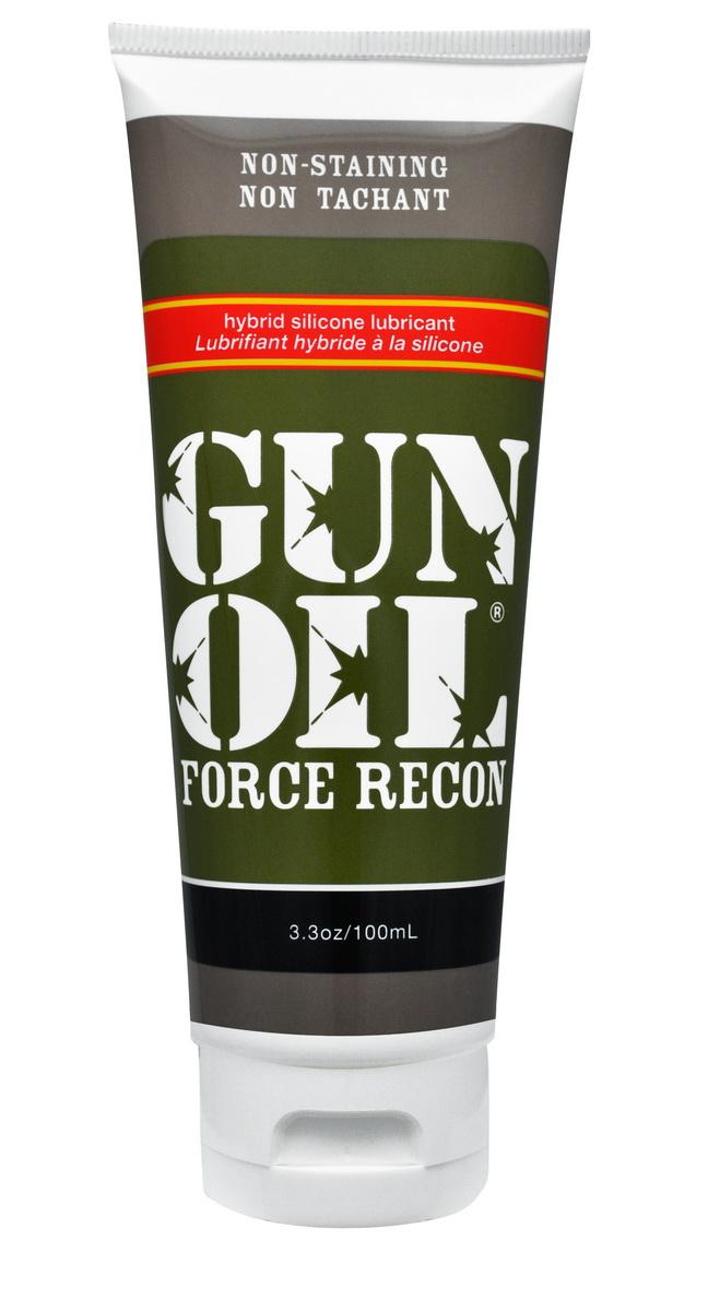 Gun Oil Hybridní Silikonový lubrikant (100 ml)