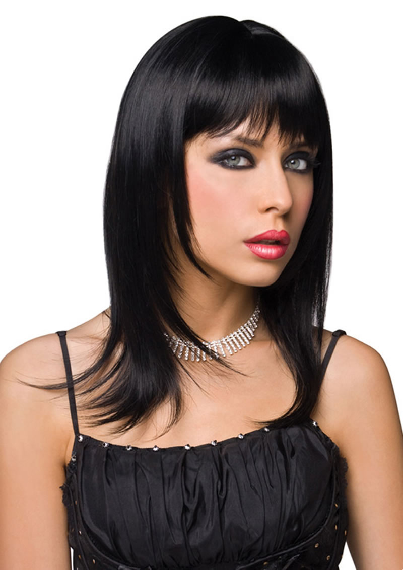 Paruka Pleasure Wigs Steph black
