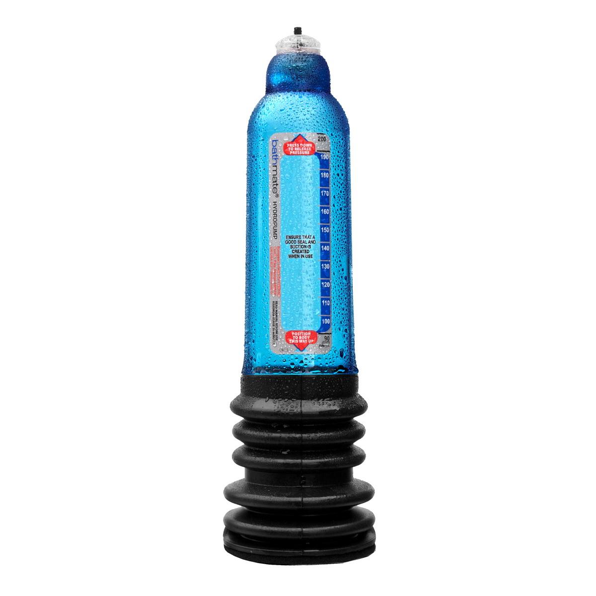 Vakuová pumpa Bathmate Hercules modrá