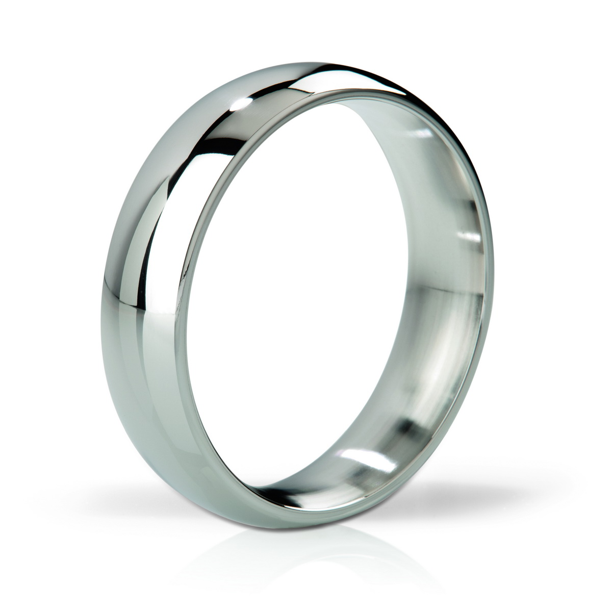 Mystim His Ringness Earl Polished 51mm