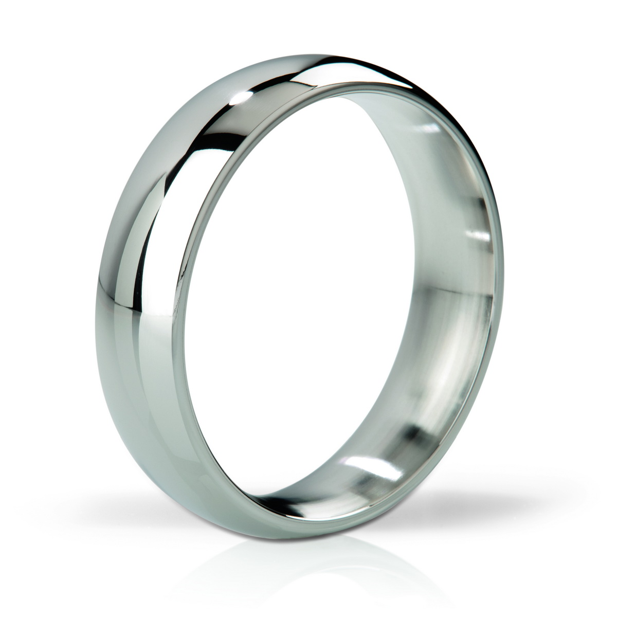 Mystim His Ringness Earl Polished 55mm