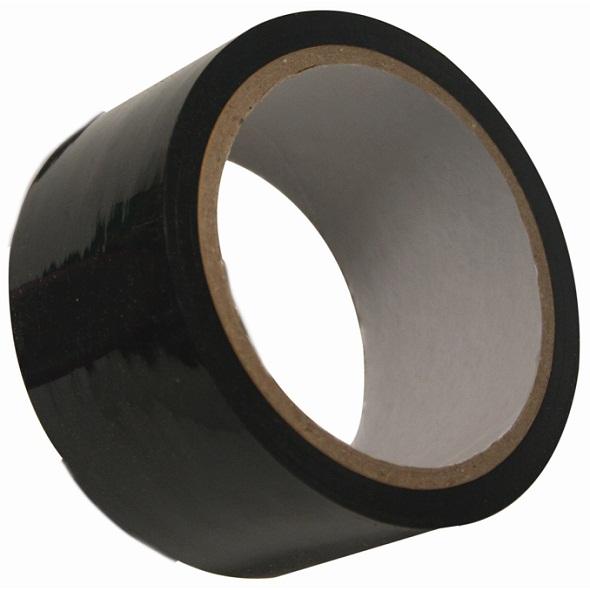 Černá bondage páska