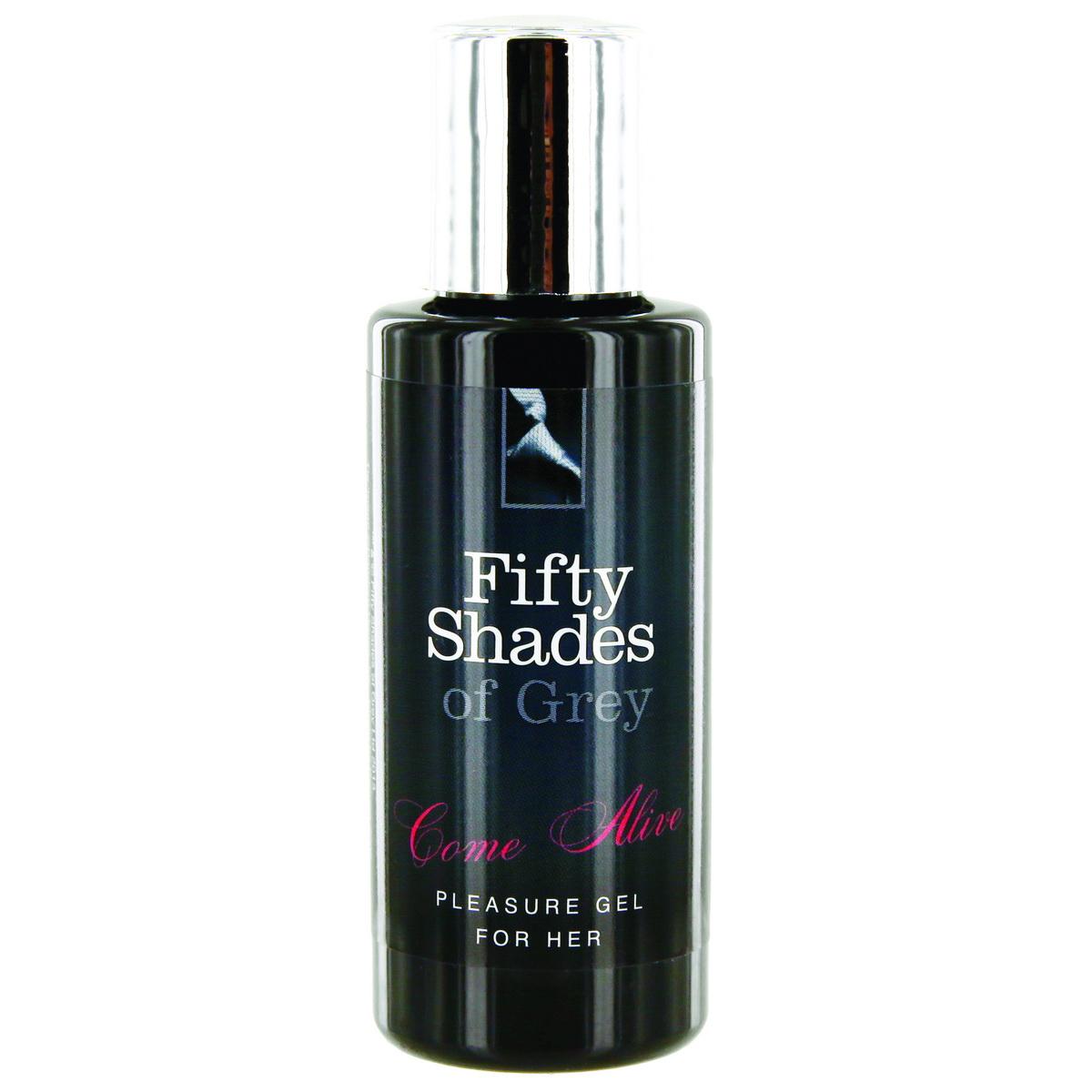 Orgasmický gel Fifty Shades of Grey - Pleasure Gel for Her (30 ml)