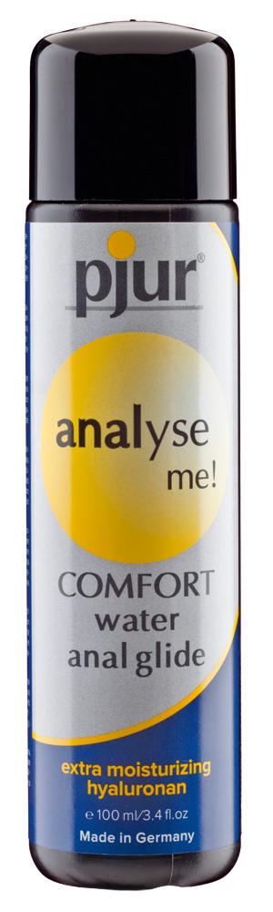 Anální lubrikant Pjur Analyse me! Comfort (100 ml)