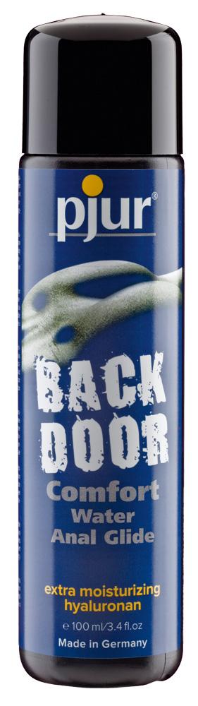 Lubrikační gel Pjur Back Door (100 ml)