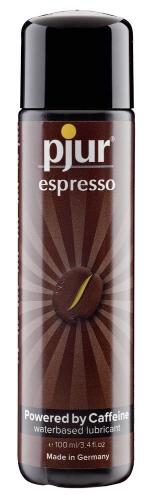 Lubrikační gel Pjur Espresso (100 ml)