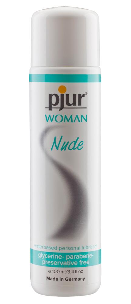 Lubrikační gel Pjur Woman Nude (100 ml)