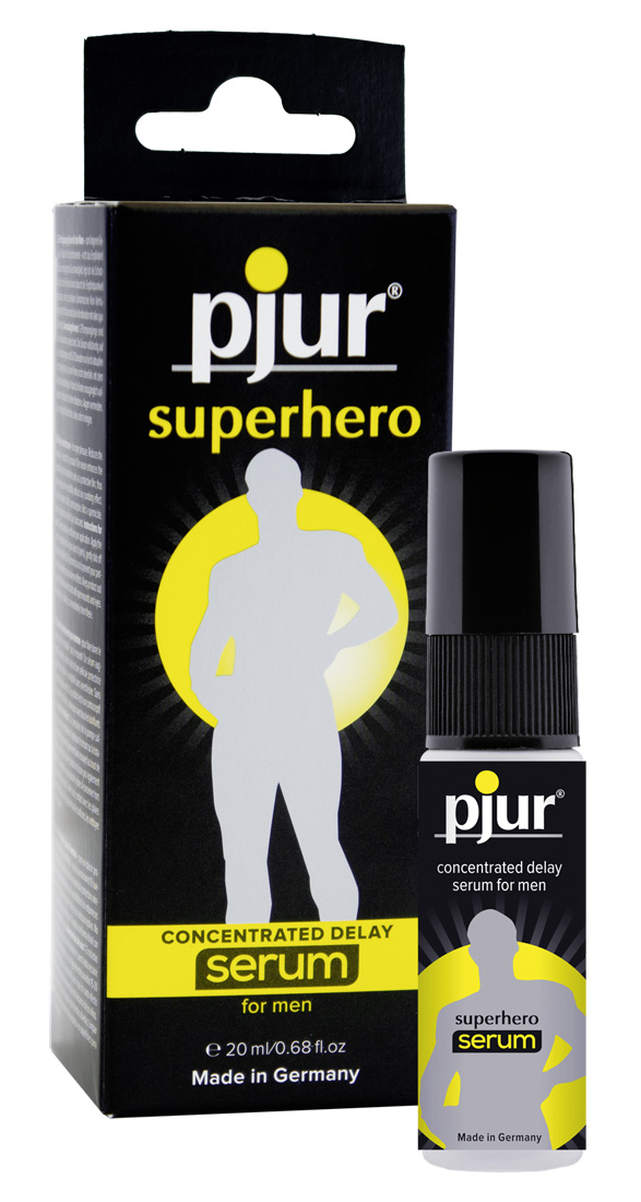Sérum Pjur Superhero (20 ml)