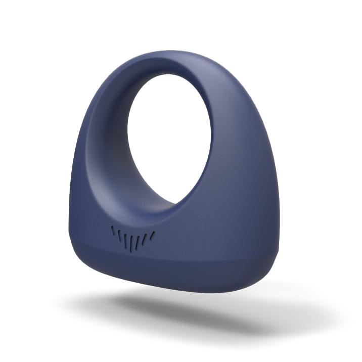 Smart vibrační kroužek Magic Motion Dante modrý