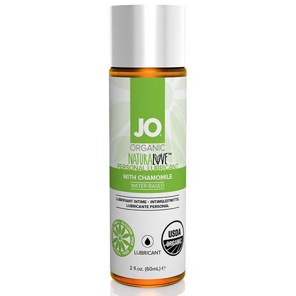 Organický lubrikant System JO - Organic Lubricant (60 ml)