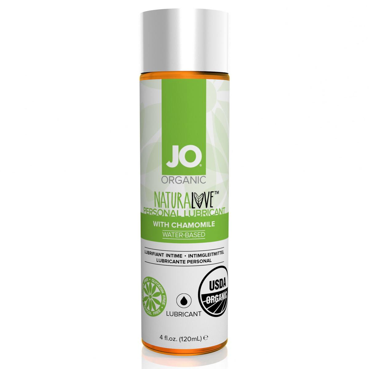 Organický lubrikant System JO - Organic Lubricant (135 ml)