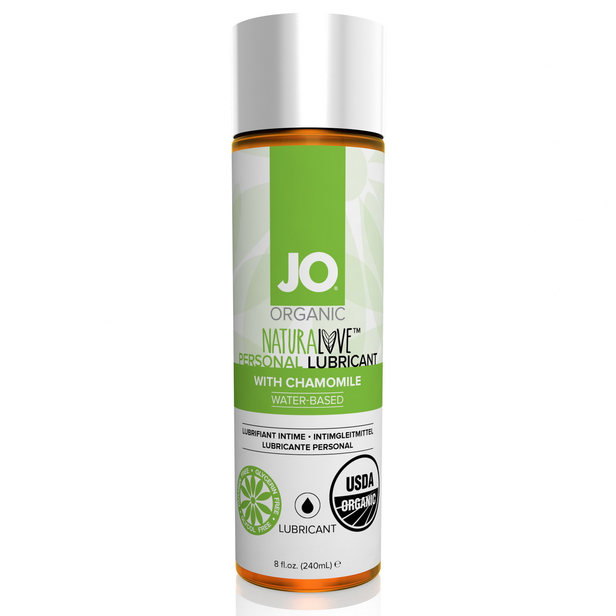 Organický lubrikant System JO - Organic Lubricant (240 ml)