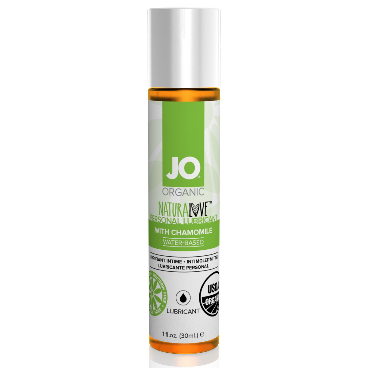 Organický lubrikant System JO - Organic Lubricant (30 ml)