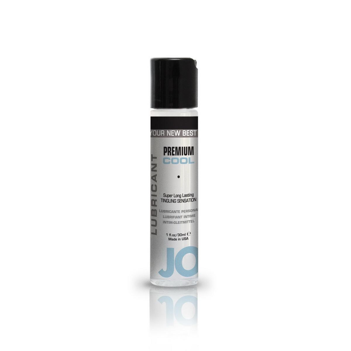 Silikonový chladivý lubrikant JO (30 ml)