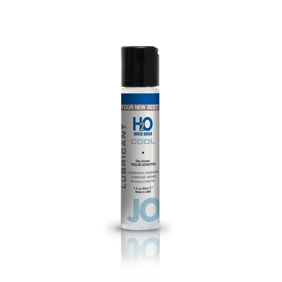 Chladivý lubrikant JO (30 ml)