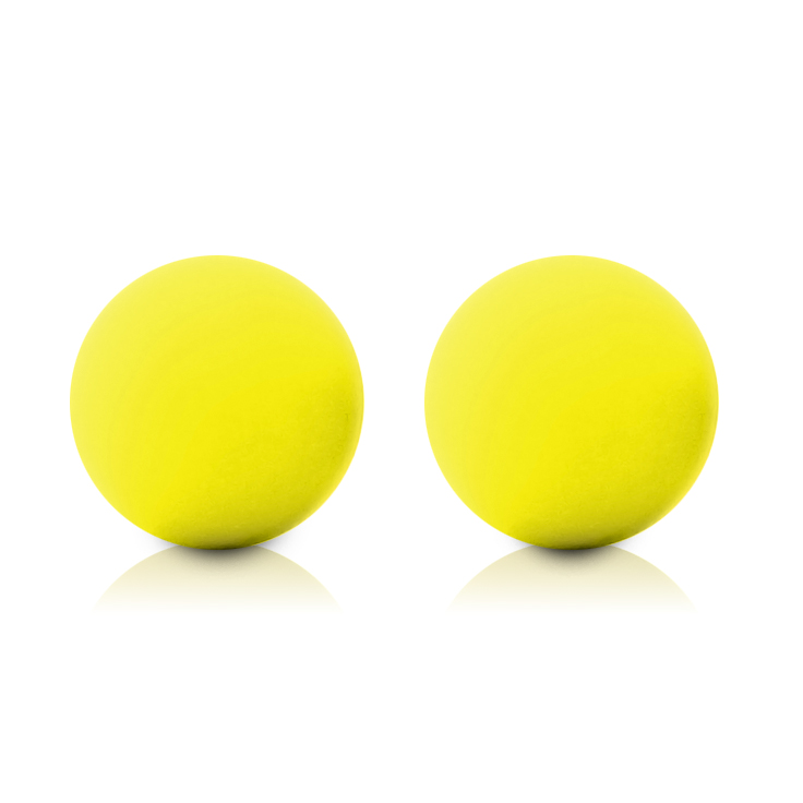 Venušiny kuličky Maia Toys - Neon Yellow