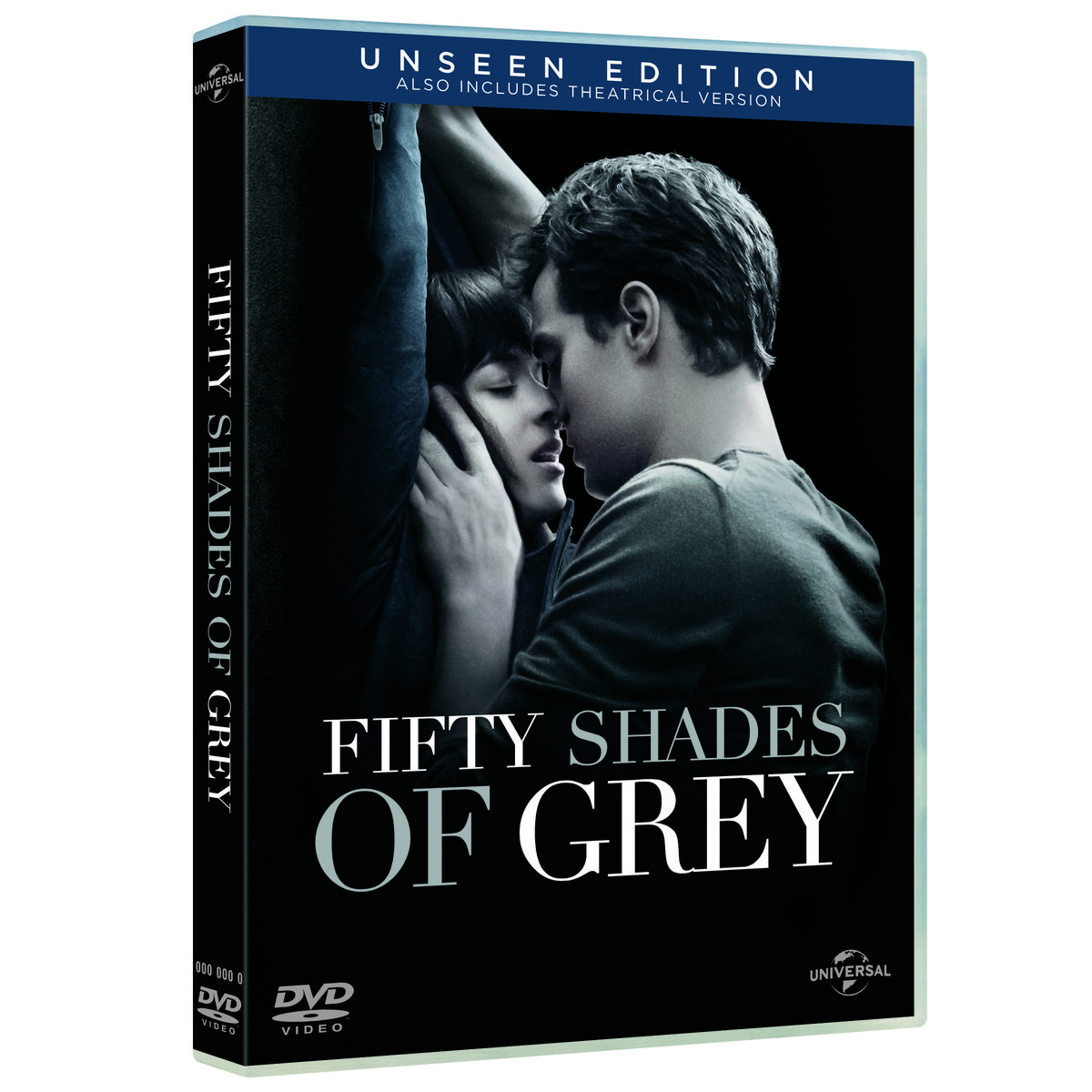 DVD - Fifty Shades of Grey - The Unseen Edition