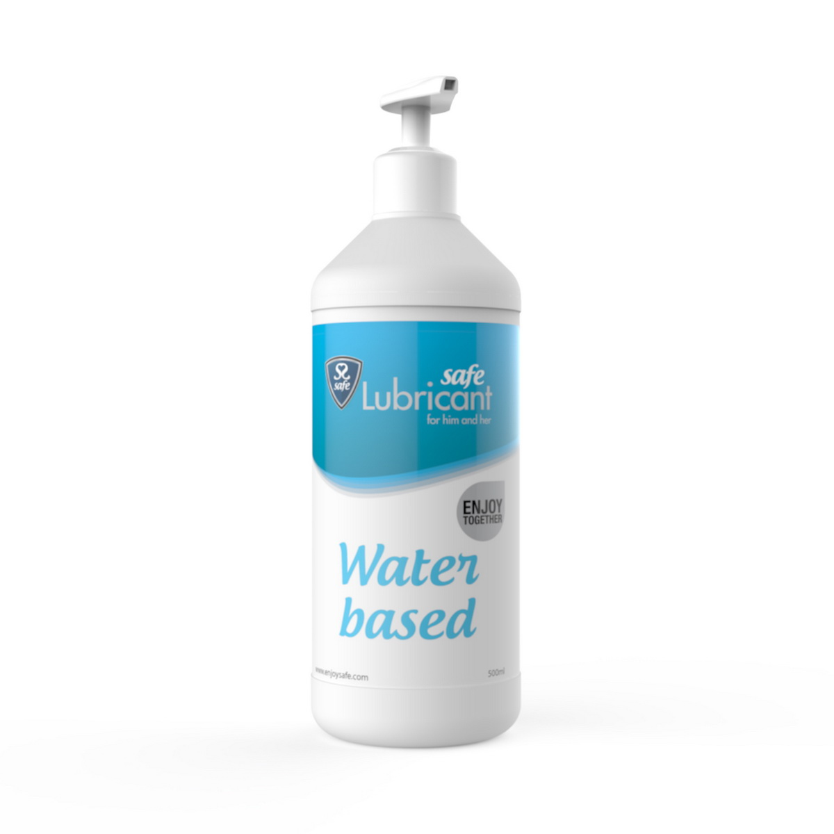 Safe - lubrikant na vodní bázi (500 ml)