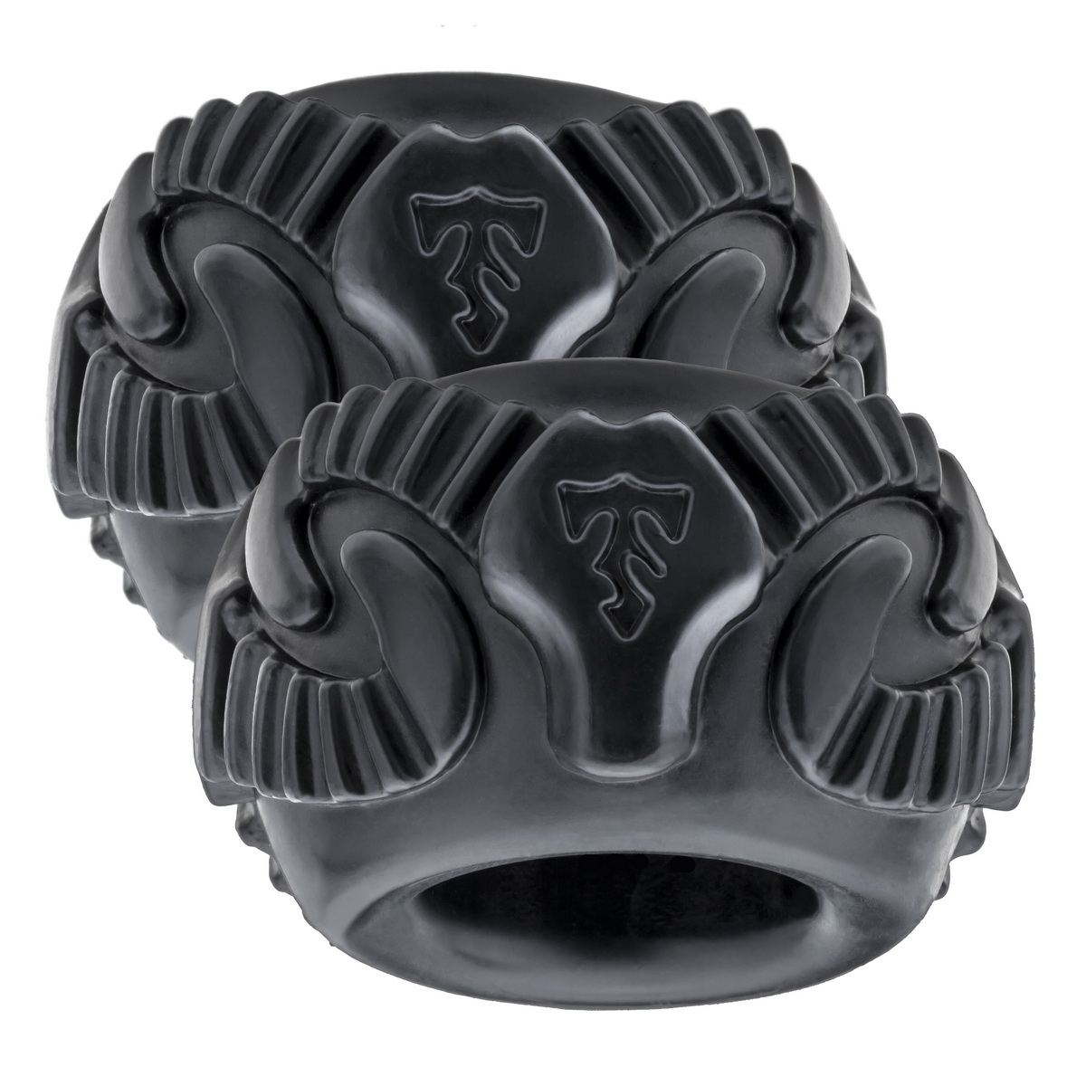 Perfect Fit - Ram Ring Kit Double Black