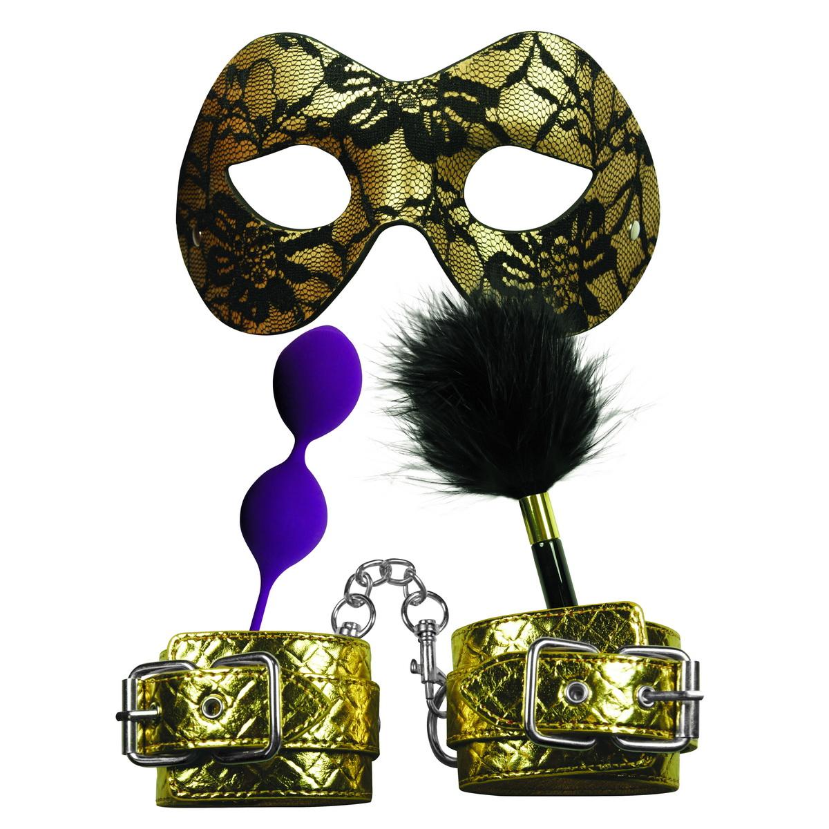 Souprava Sexperiments Masquerade Party