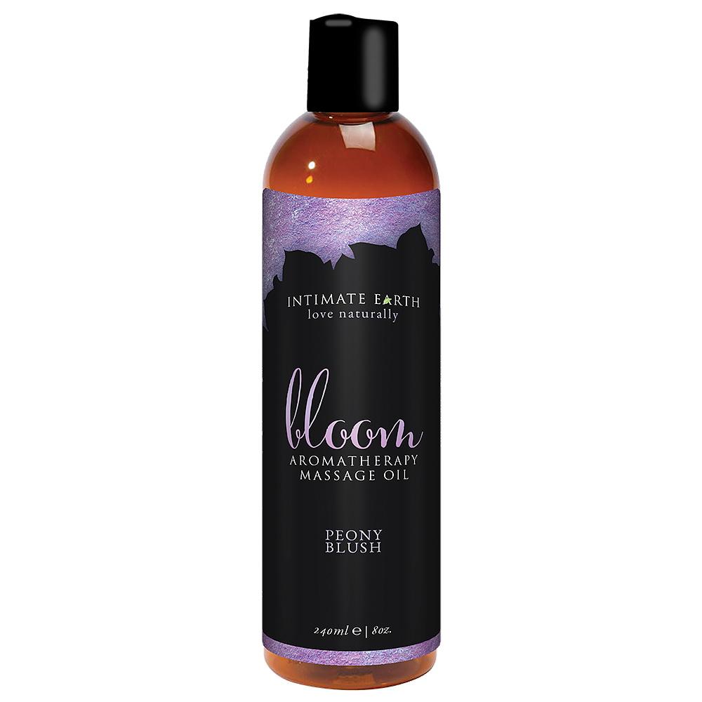 Masážní olej Intimate Earth Bloom (240 ml)