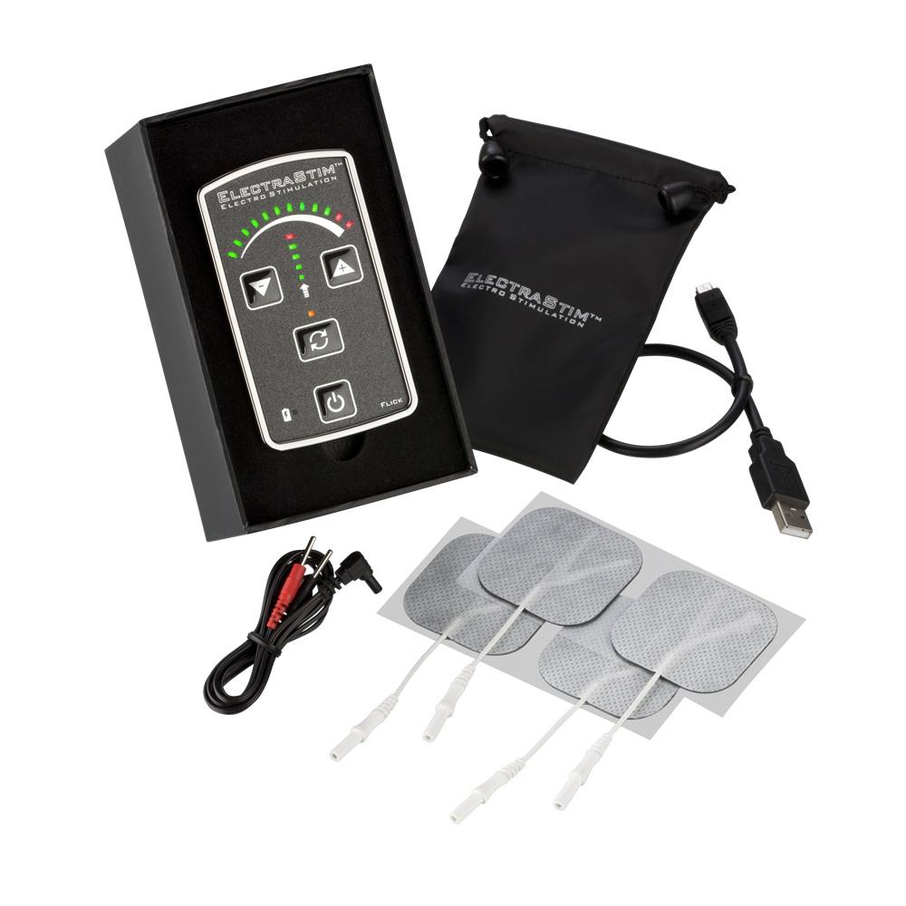ElectraStim - Flick Stimulator Pack EM60-E