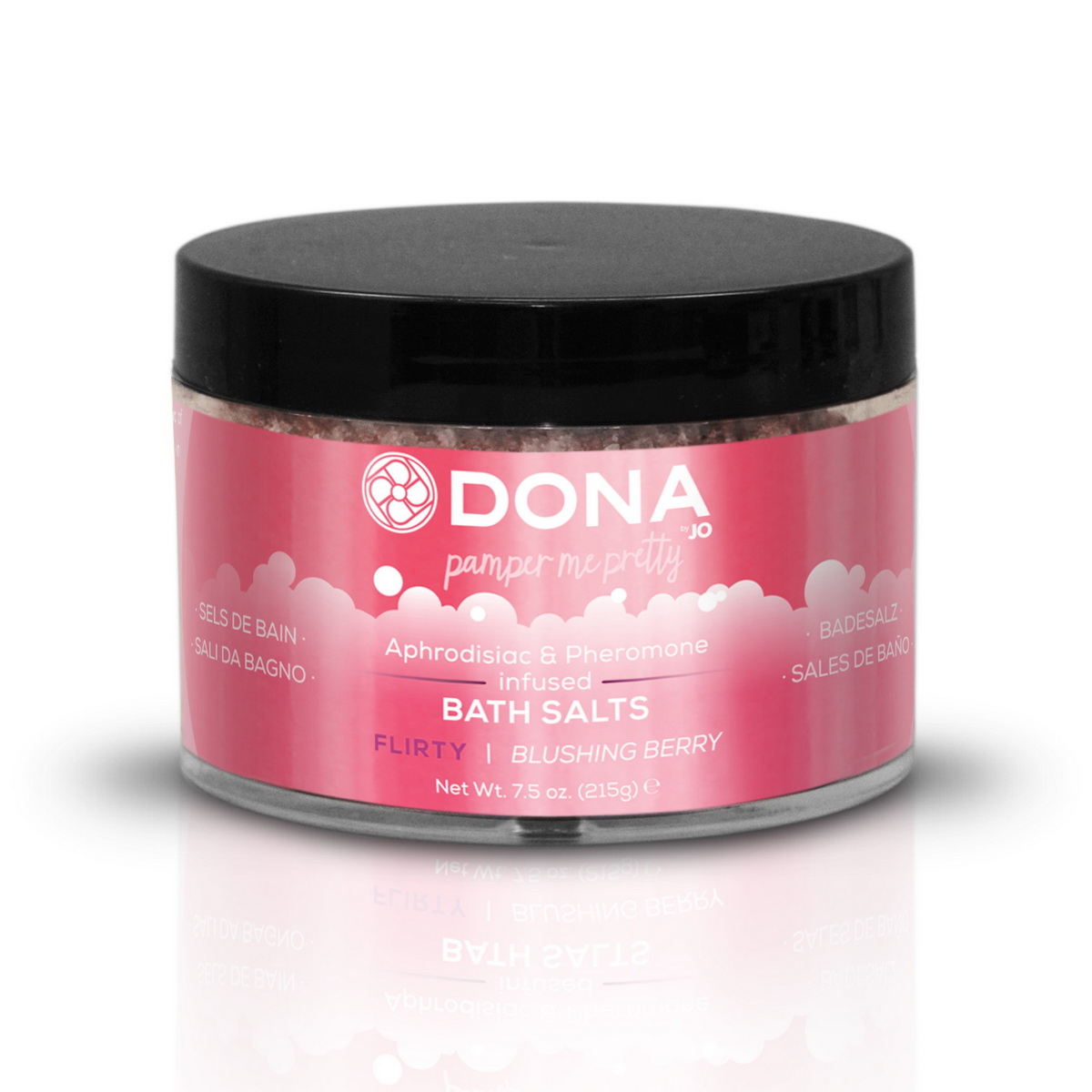 Sůl do koupele Blushing Berry (215 g)