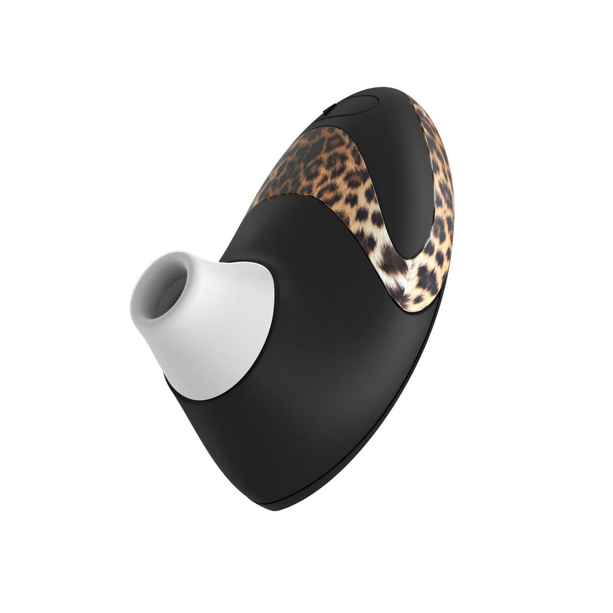 Sací vibrátor na klitoris Womanizer W500 Pro Black