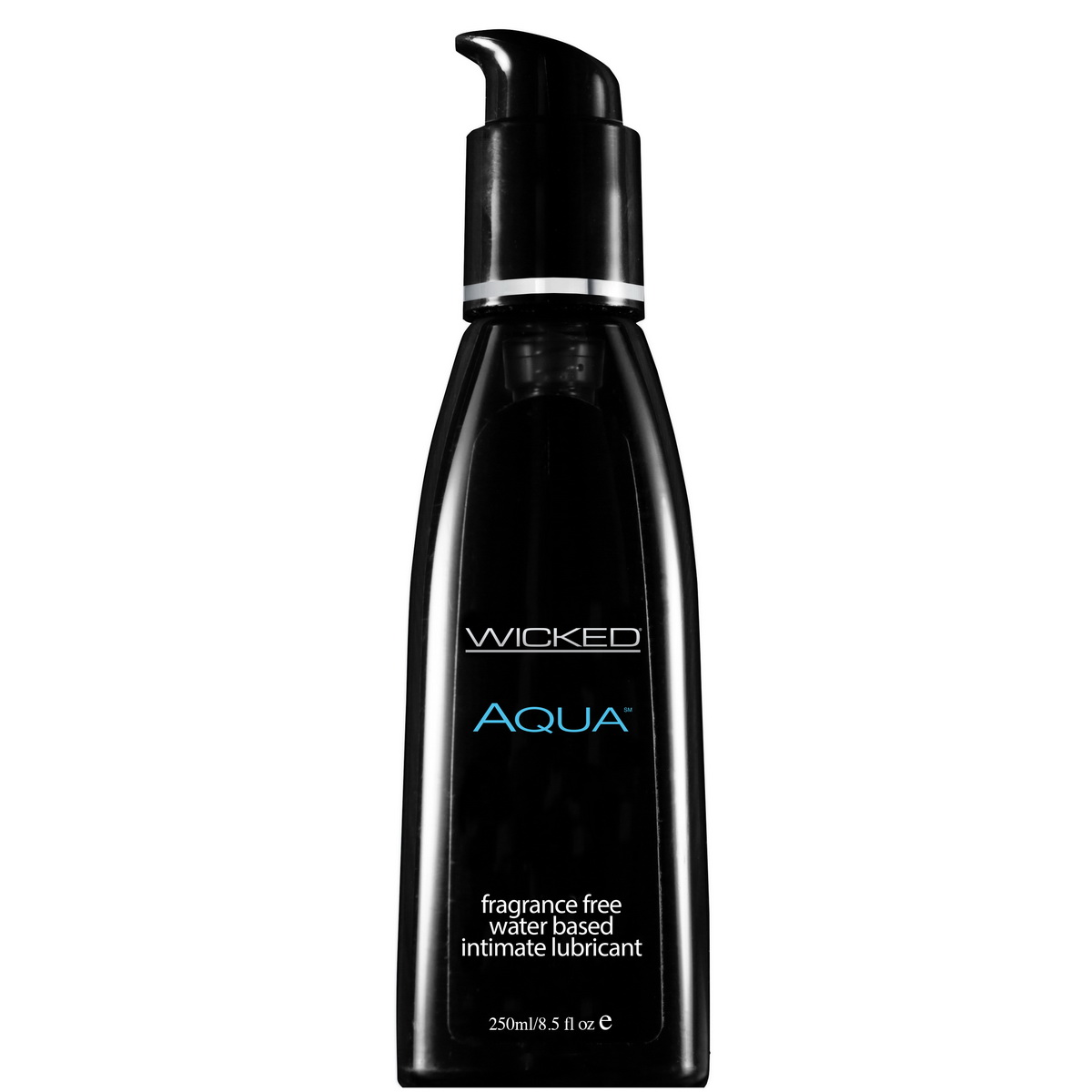 Lubrikant Wicked - Aqua Fragrance Free (250 ml)