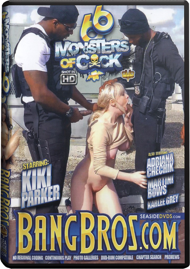 DVD - Monsters Of Cock 66