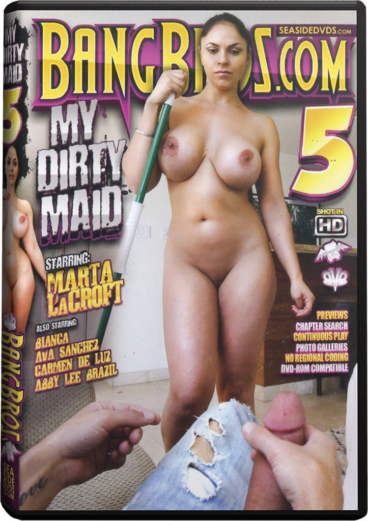 DVD - My Dirty Maid 5