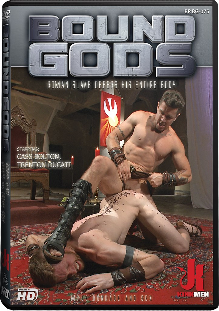 DVD - Roman Slave Offers His Entire Body
